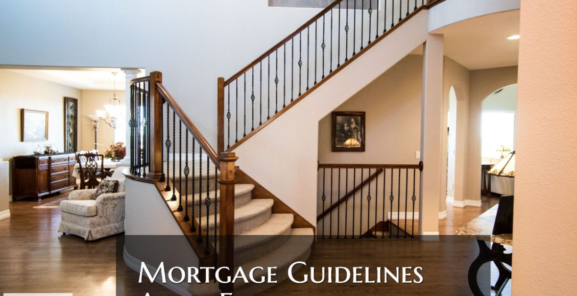 Mortgage Guidelines After Forbearance