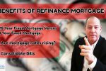 What are the benefits of refinancing your mortgage?