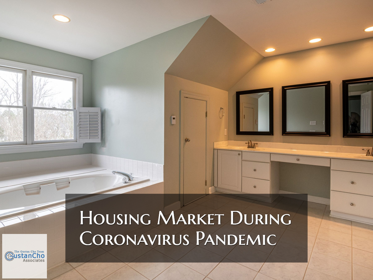 Housing Market During The COVID-19 Lockdown