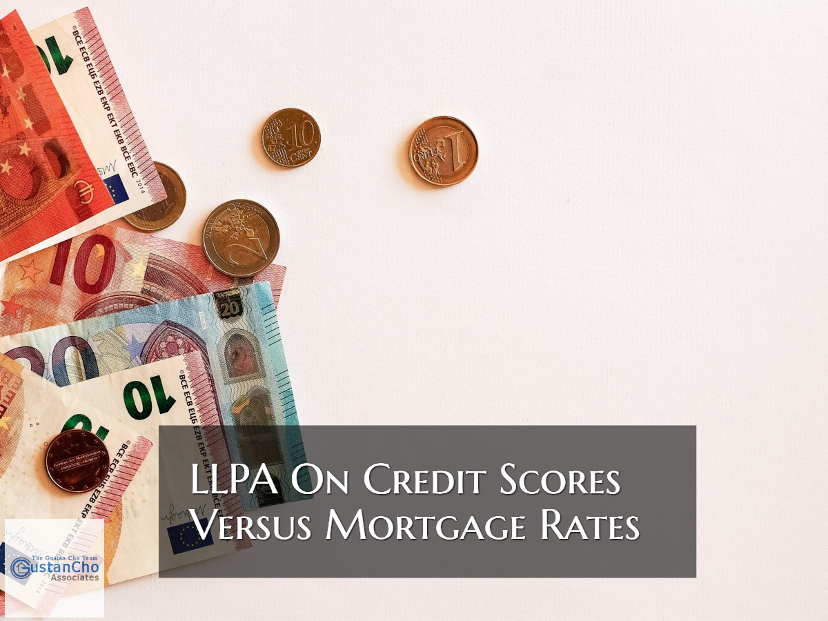 LLPA On Credit Scores During The COVID-19 Pandemic Crisis