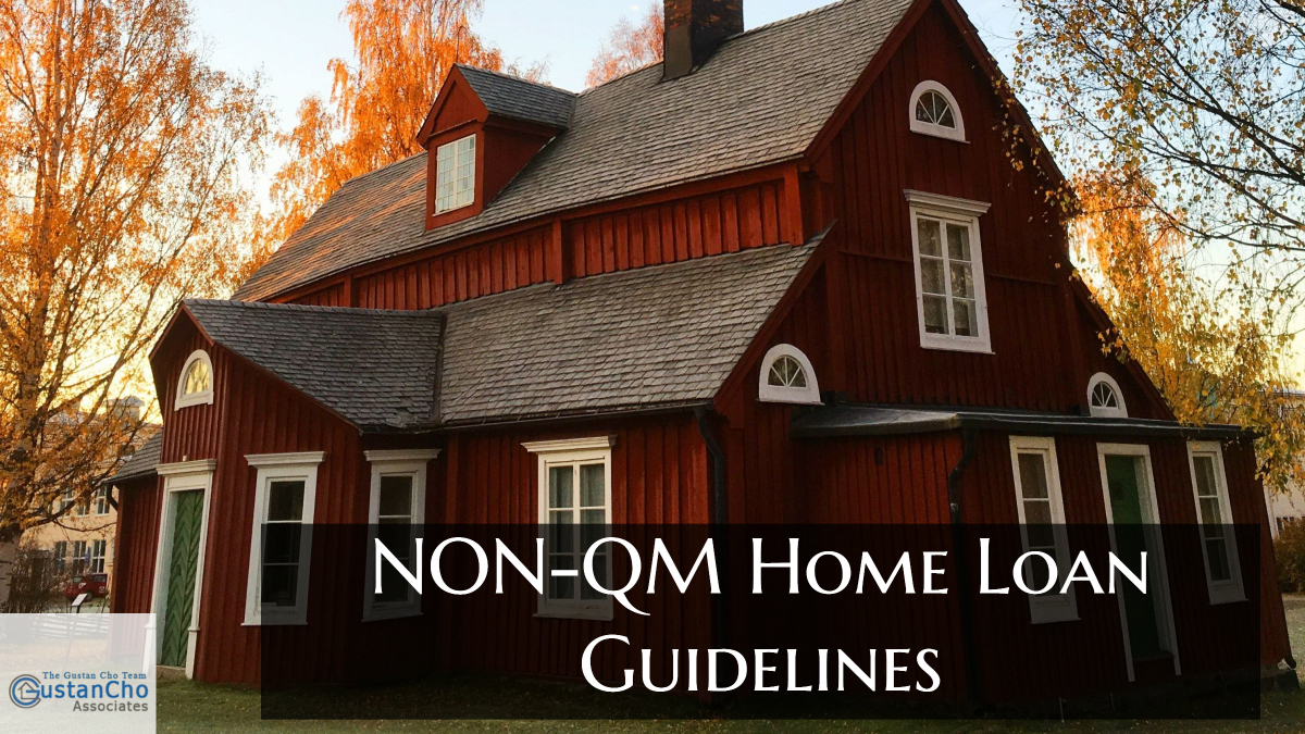 NON-QM Home Loan Guidelines