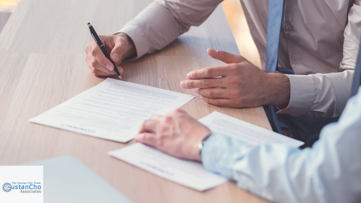 Which means removing Cosigner from the mortgage
