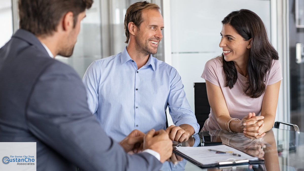 What is the significance of adding a spouse as a co-borrower to the mortgage?