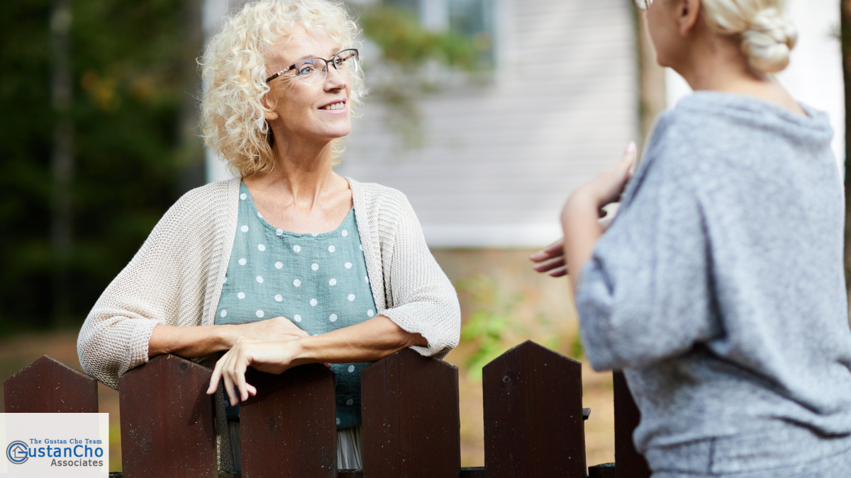 Is it worth checking the neighbors before concluding a home purchase contract