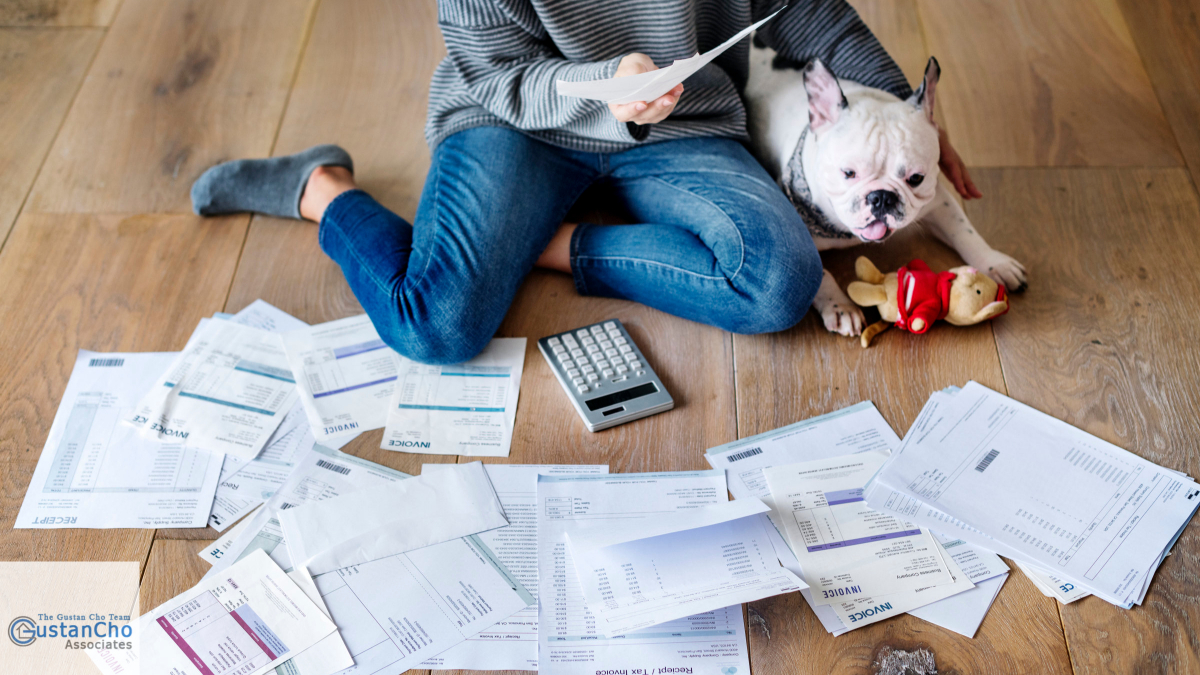 Whether an overdraft can delay the closing of the mortgage