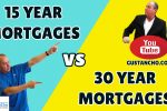 What are the 15-year and 30-year mortgage loans in loan programs