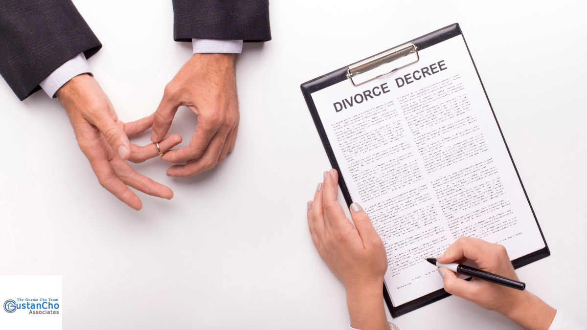 Is divorce the main reasons for foreclosures