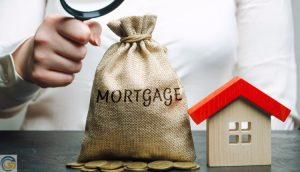Which means using conventional loans versus FHA loans by home buyers