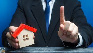 What are the prepayment guidelines for buying a home in a VA