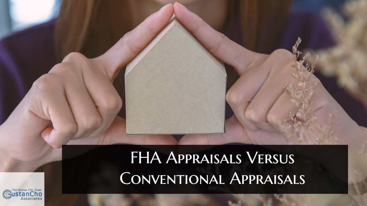 What is the difference between FHA assessments and conventional assessments?