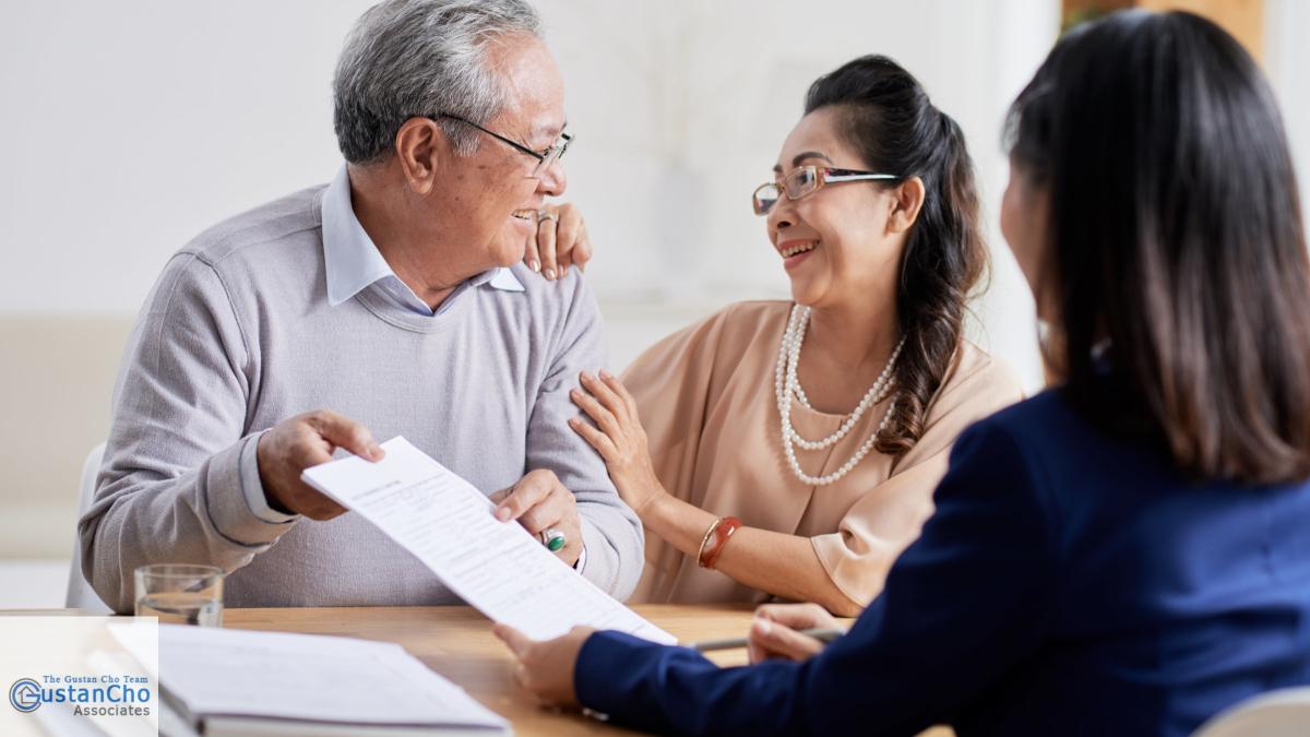What is the Lender Overlay Case Scenario
