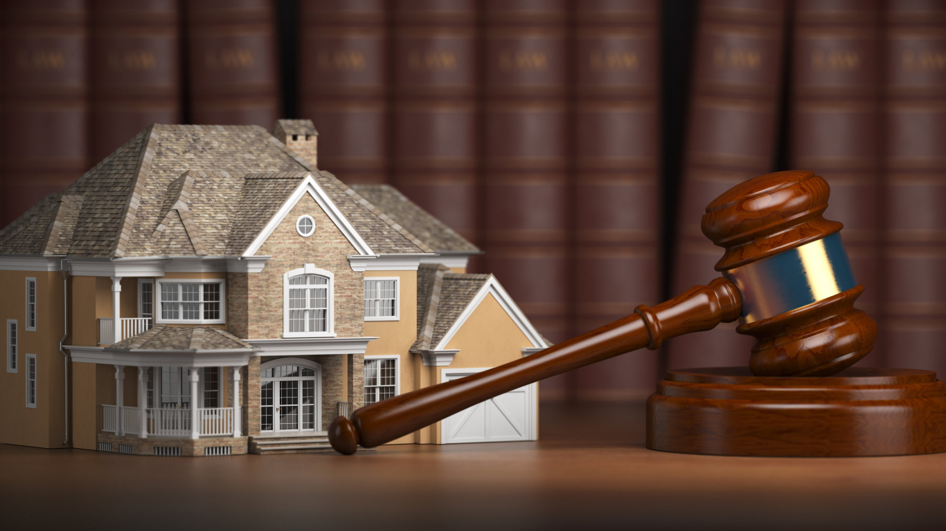 What is a bankruptcy mortgage