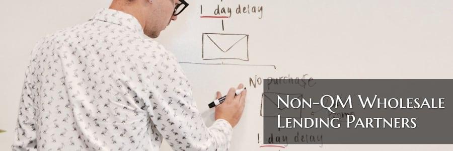 Non-QM Wholesale Lending Partners