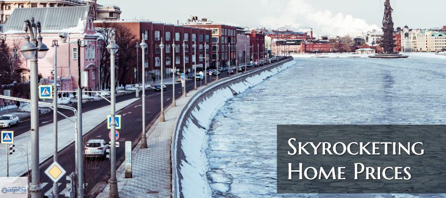 Skyrocketing Home Prices