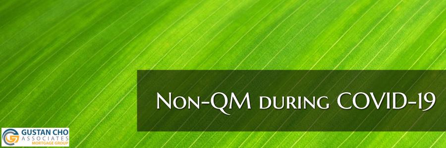 Non-QM during covid