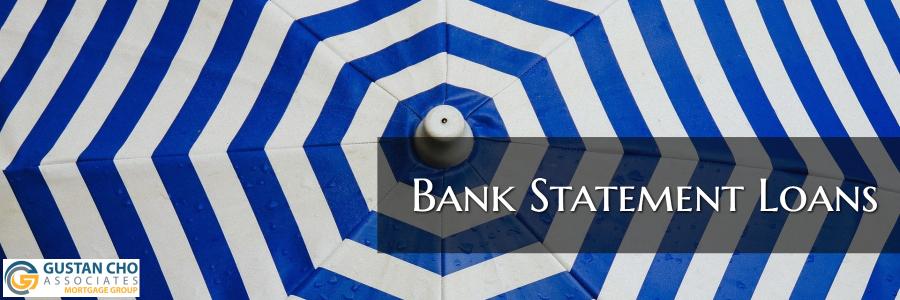 bank statement loan