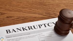 What does a government and conventional mortgage look like after bankruptcy