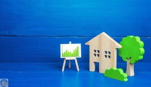 What are the housing statistics in buying a house on the main road