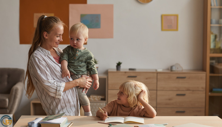 Child Support Mortgage Guidelines On Home Purchase And Refinance
