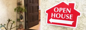 Hosting an open house can attract potential home buyers to visit the listed home and view all the details for themselves.