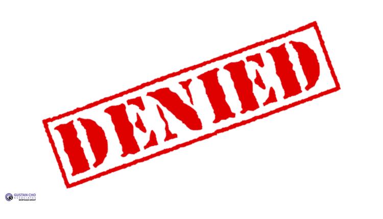 Credit Disputes During Mortgage Reason For Loan Denial
