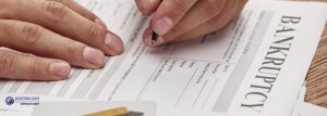 Manual Underwriting After Bankruptcy