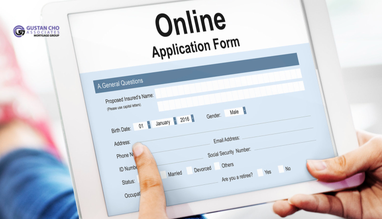 Online Mortgage Loan Application Process For Home Buyers