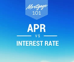 Difference Between Mortgage Rate And APR