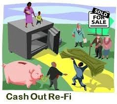 Cashout Refinance Mortgage Loan