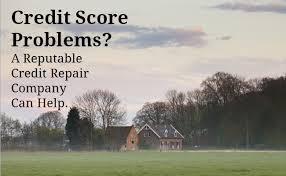Credit Repair and Credit Scores