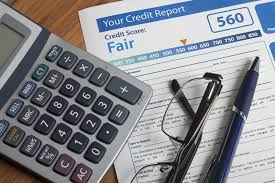 Credit Scores In The Mortgage Process