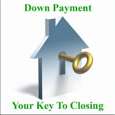 Down Payment Required On Home Purchase