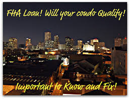 FHA Approved Condominiums