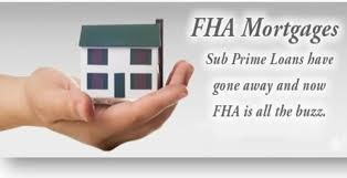 FHA Loans After Bankruptcy