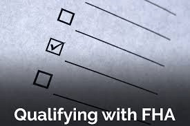 FHA Loan Requirement