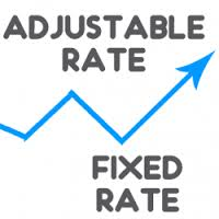 FIXED RATE MORTGAGES VERSUS ADJUSTABLE RATE MORTGAGES