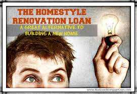 HomeStyle Mortgage