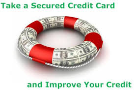 Improving Credit With Secured Credit Cards