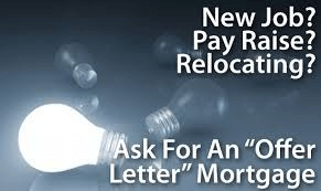 Home Loan With Job Offer Letter