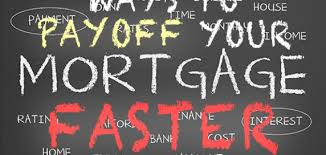 Paying Your Mortgage Off Early