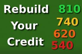 Re-Build your Credit