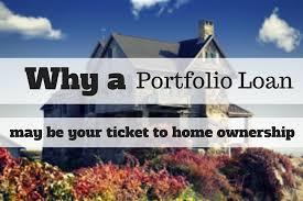 portfolio mortgages