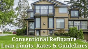 Refinance with a Conventional Loan